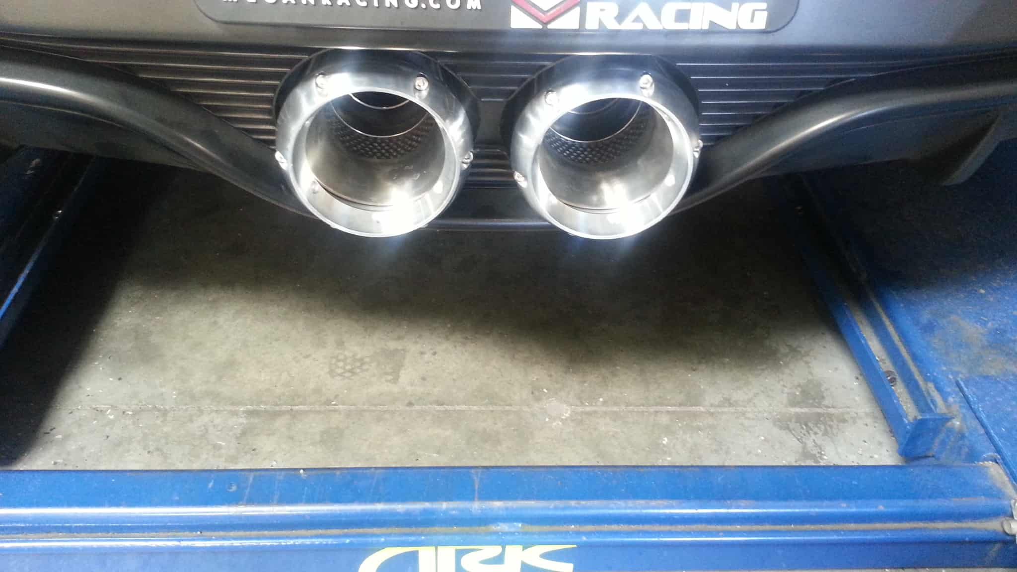 My Kia Performance >> Veloster Turbo ARK Performance DTS Exhaust Polished or ...