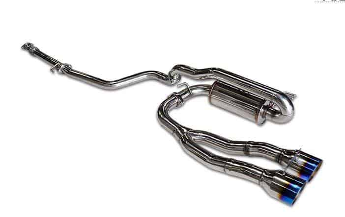 Veloster Turbo Ark Performance Dts Exhaust Polished Or