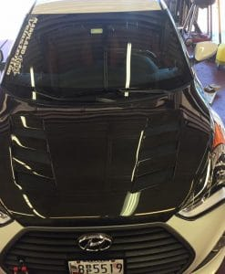Vis Racing Carbon Fiber Vented Hood