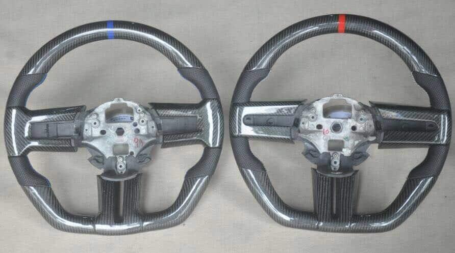 2005- 2020 Mustang Fully Custom Steering Wheel Built Your