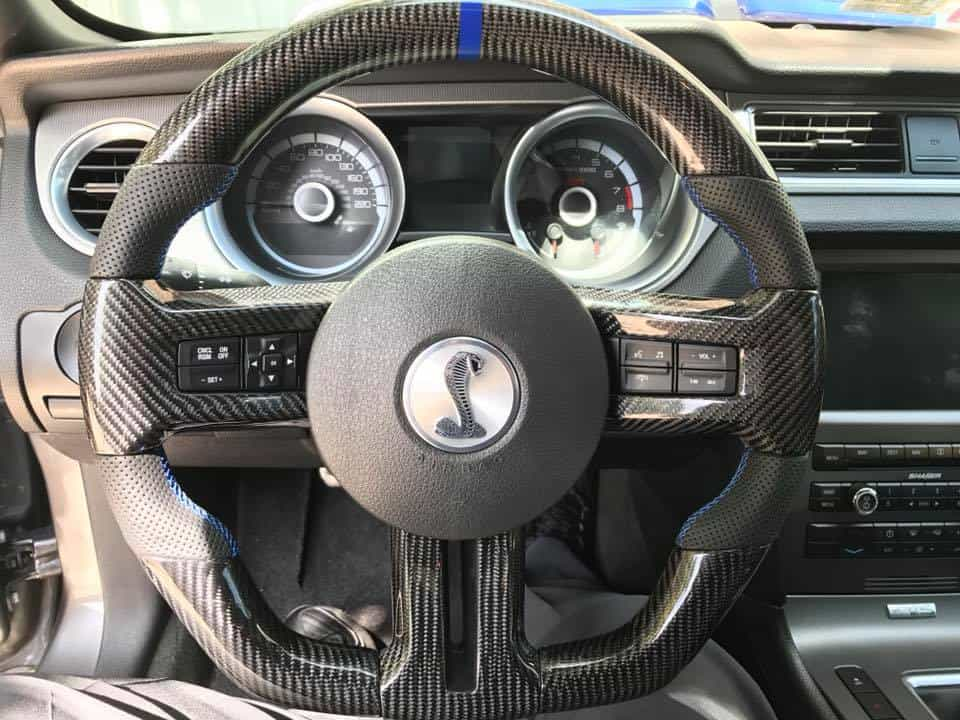 2005 2019 Mustang Fully Custom Steering Wheel Built Your