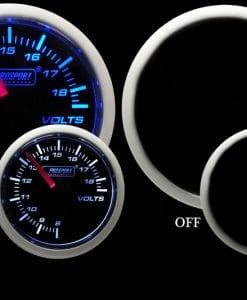 performance-bluewhite-volt-gauge-800x533