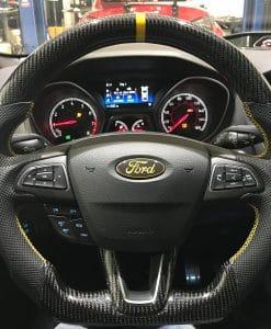 2010 2017 Ford Focus Focus St Rs Custom Steering Wheel