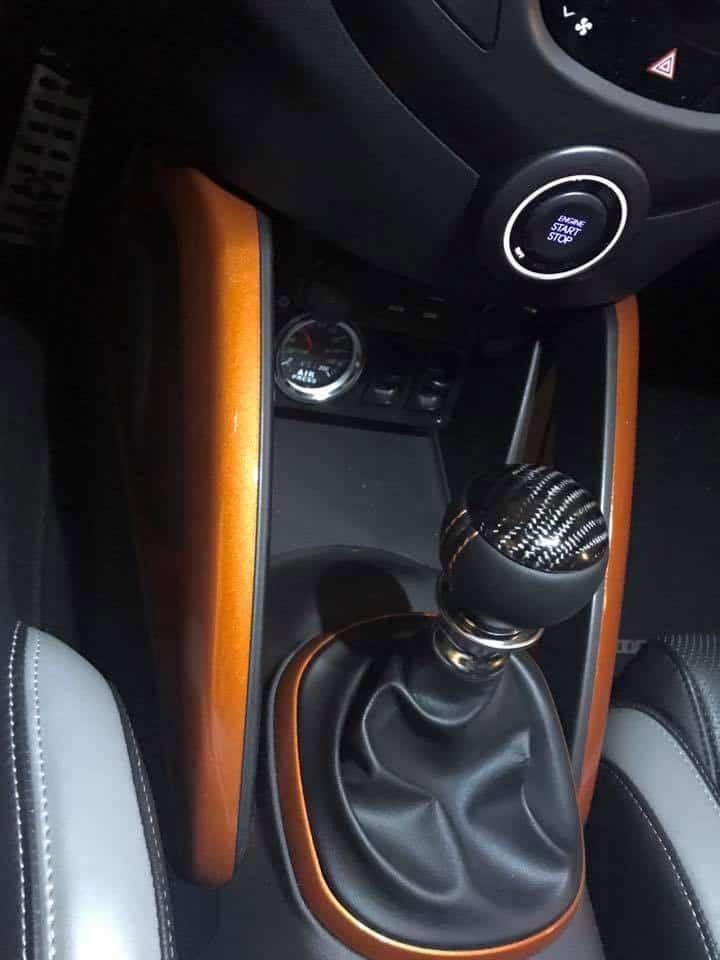 2014 Manual Transmission Veloster Veloster Turbo Custom