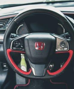 2012 2015 Honda Civic Si Fully Custom Steering Wheel Built