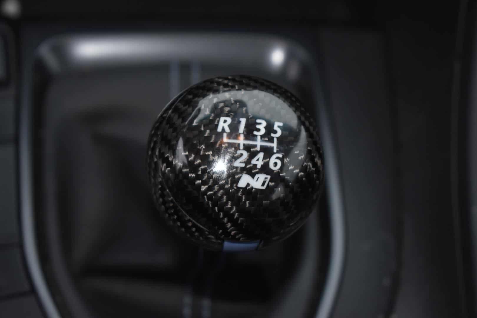 2019 Veloster/Veloster Turbo & Veloster N Carbon Fiber Shift Knob